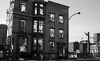 ƒlŽments de CORRIDART, rue Sherbrooke. - 5 juillet 1976. / Louis-Philippe Meunier. Archives de la Ville de MontrŽal. VM94-EM0745-031