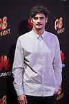 Javier Maroto poses during Huawei presentation at Bodevil theater in Madrid, Spain. June 10, 2015. (ALTERPHOTOS/Victor Blanco)
