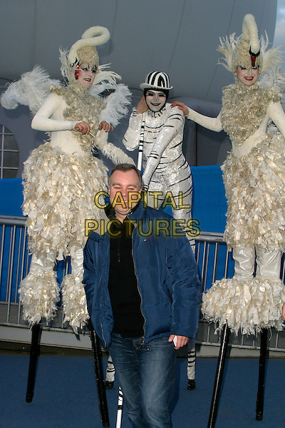 IceSpace - launch party at IceSpace, Potters Fields Park, London, UK..April 26th, 2006.Ref: AH.www.capitalpictures.com.sales@capitalpictures.com.© Capital Pictures.