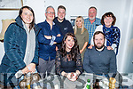 Emma and Tadhg Landers from Tralee celebrating birthdays in Bella Bia on Saturday night<br /> Front l to r: Emma and Tadhg Landers from Tralee<br /> Standing l to r: Sarah Roche, Tom Finn, James Landers, Ciara Cantilion, Tim Landers and Helen Fitzgibbon.