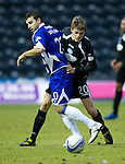 Kilmarnock v St Johnstone....15.01.11  .Alexei Eremenko and Murray Davidson.Picture by Graeme Hart..Copyright Perthshire Picture Agency.Tel: 01738 623350  Mobile: 07990 594431