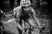 Sean De Bie (BEL/Lotto-Soudal)<br /> <br /> 1st Dwars door het Hageland 2016<br /> (pics by Léon Van Bon)