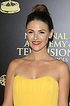 BEVERLY HILLS - JUN 22: Elizabeth Hendrickson at The 41st Annual Daytime Emmy Awards Press Room at The Beverly Hilton Hotel on June 22, 2014 in Beverly Hills, California
