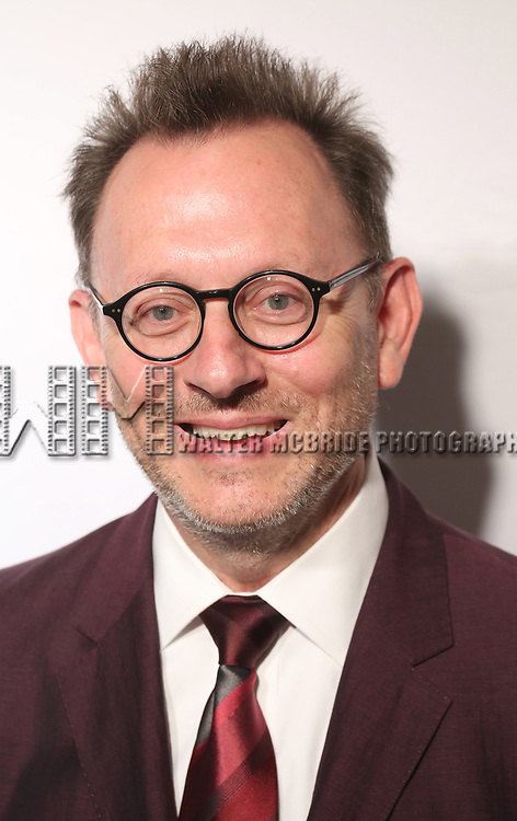 Michael Emerson attends the 83rd Annual Drama League Awards Ceremony  at Marriott Marquis Times Square on May 19, 2017 in New York City.