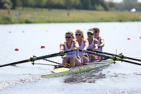 Race: 17  Event: Women's Coxless Fours - Championship - Heat<br /> <br /> National Schools Regatta 2018<br /> Sunday<br /> <br /> To purchase this photo, or to see pricing information for Prints and Downloads, click the blue 'Add to Cart' button at the top-right of the page.