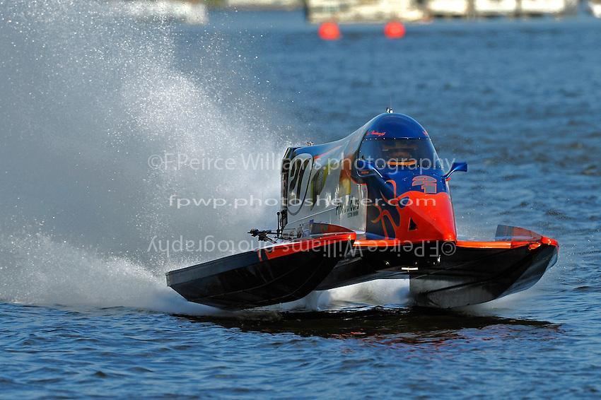 Jose Mendana   (Formula 1/F1/Champ class)