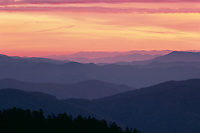 Noland Divide and Thomas Ridge<br />