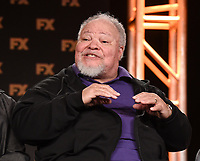 """PASADENA, CA - JANUARY 9: Cast member Stephen McKinley Henderson attends the panel for """"Devs"""" during the FX Networks presentation at the 2020 TCA Winter Press Tour at the Langham Huntington on January 9, 2020 in Pasadena, California. (Photo by Frank Micelotta/FX Networks/PictureGroup)"""