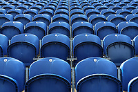 General view of the empty seats ahead of Glamorgan vs Essex Eagles, NatWest T20 Blast Cricket at the SSE SWALEC Stadium on 23rd July 2017
