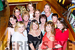 Maria Brosnan, Knocknagoshel front row third from left celebrated her birthday with her family and friends in the Bricin restaurant Killarney on Saturday night