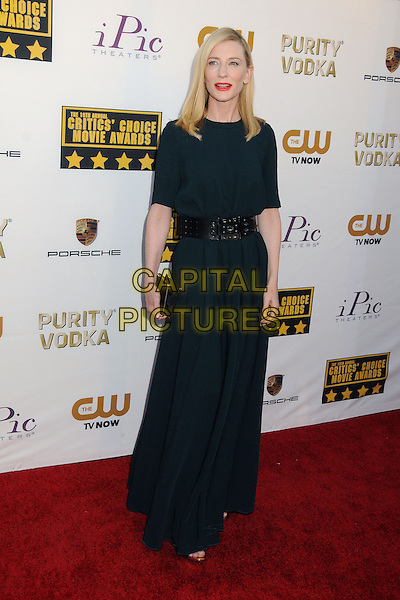LOS ANGELES, CA - JANUARY 16:  - Cate Blanchett. 19th Annual Critics' Choice Movie Awards held at Barker Hangar. <br /> CAP/ADM/BP<br /> &copy;Byron Purvis/AdMedia/Capital Pictures