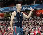 Arsenal vs Bayern Munich - 19th February 2014