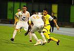 Envigado venció 1-2 a Alianza Petrolera. Fecha 12 Liga Águila II-2018.