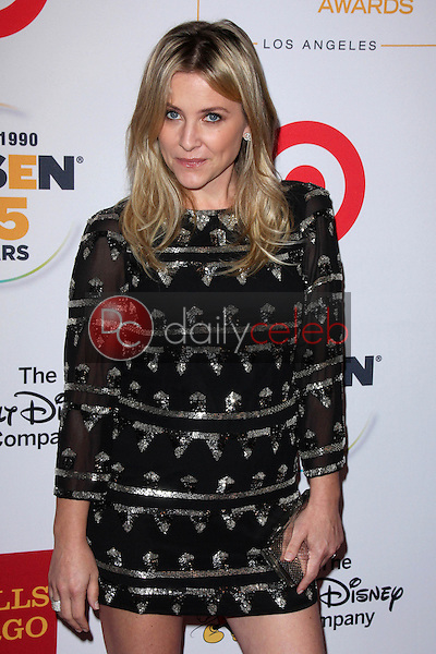 Jessica Capshaw<br /> at the 2015 GLSEN Respect Awards, Beverly Wilshire, Beverly Hills, CA 10-23-15<br /> David Edwards/DailyCeleb.Com 818-249-4998