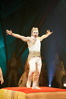 Montreal based CIRQUE DU SOLEIL preview their new show KOOZA, April 11, 2007<br /> <br /> photo : (c)  Images Distribution