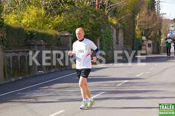 0395 John McGillicuddy who took part in the Kerry's Eye, Tralee International Marathon on Saturday March 16th 2013.