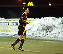 04/12/2010   Copyright  Pic : James Stewart.sct_jsp019_allao_v_peterhead  .:: KEVIN MCDONALD CELEBRATES AFTER HE  SCORES ALLOA'S SECOND FROM THE SPOT ::.James Stewart Photography 19 Carronlea Drive, Falkirk. FK2 8DN      Vat Reg No. 607 6932 25.Telephone      : +44 (0)1324 570291 .Mobile              : +44 (0)7721 416997.E-mail  :  jim@jspa.co.uk.If you require further information then contact Jim Stewart on any of the numbers above.........