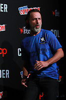 NEW YORK, NY - OCTOBER 7: Andrew Lincoln at AMC's The Walking Dead panel at New York Comic Con on October 7, 2017 in New York City.    <br /> CAP/MPI/DC<br /> &copy;DC/MPI/Capital Pictures