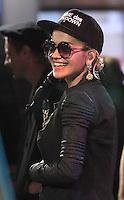 Rita Ora performs at Good Morning America in New York City. June 19, 2012. © RW/MediaPunch Inc. Celebridades en Good Morning America NY<br /> NORTEPHOTO<br /> NORTEPHOTO
