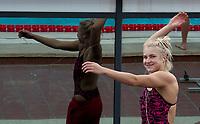 Ruta Meilutyte Energy Standard<br /> training<br /> day 02  09-08-2017<br /> Energy For Swim<br /> Rome  08 -09  August 2017<br /> Stadio del Nuoto - Foro Italico<br /> Photo Deepbluemedia/Insidefoto