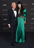 03 November 2018 - Los Angeles, California - Asia Chow, Baz Luhrmann. 2018 LACMA Art + Film Gala held at LACMA.  <br /> CAP/ADM/BT<br /> &copy;BT/ADM/Capital Pictures