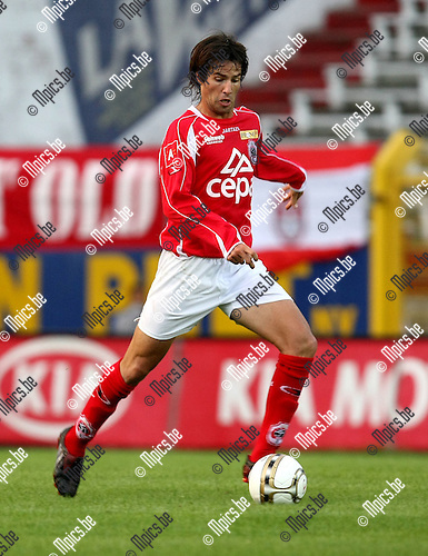 2008-08-13 / Voetbal / R. Antwerp FC / Sebastian Setti..Foto: Maarten Straetemans (SMB)