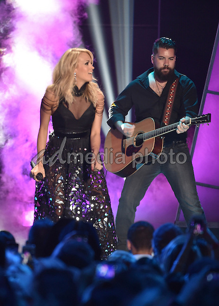 10 June 2015 - Nashville, Tennessee - Carrie Underwood. 2015 CMT Music Awards held at Bridgestone Arena. Photo Credit: Laura Farr/AdMedia