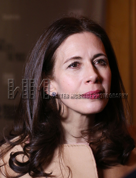 "Jessica Hecht attends the  Broadway Opening Night performance After Party for the Roundabout Theatre Production of ""The Price"" at the American Airlines TheatreTheatre on March 16, 2017 in New York City."