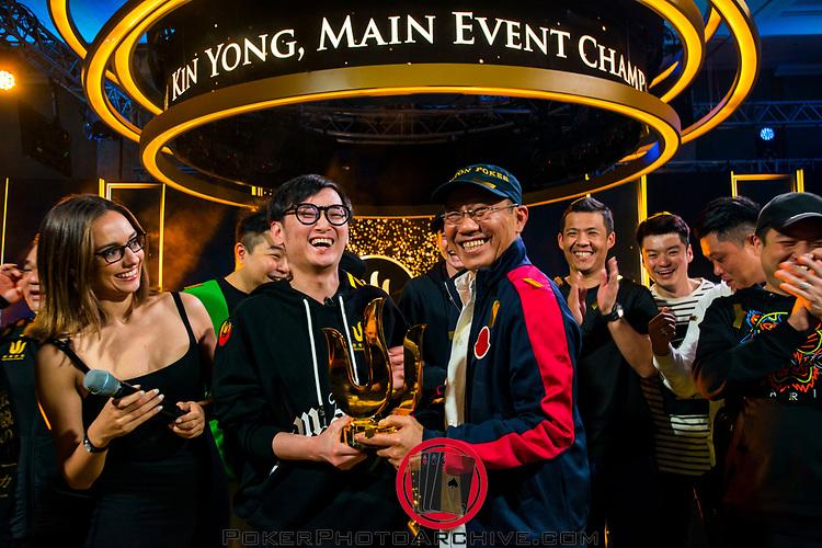 Wai Kin Yong & Paul Phua