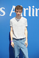 FLUSHING NY- AUGUST 27: Troye Sivan attends Arthur Ashe kids day at the USTA Billie Jean King National Tennis Center on August 27, 2016 in Flushing Queens. Photo byMPI04 / MediaPunch