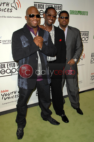 Boys II Men<br />at the 5th Annual Black Eyed Peas Peapod Foundation Benefit Concert. The Conga Room, Los Angeles, CA. 02-05-09<br />Dave Edwards/DailyCeleb.com 818-249-4998