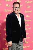 LONDON, UK. November 12, 2019: Alan Carr arriving for the ITV Palooza at the Royal Festival Hall, London.<br /> Picture: Steve Vas/Featureflash