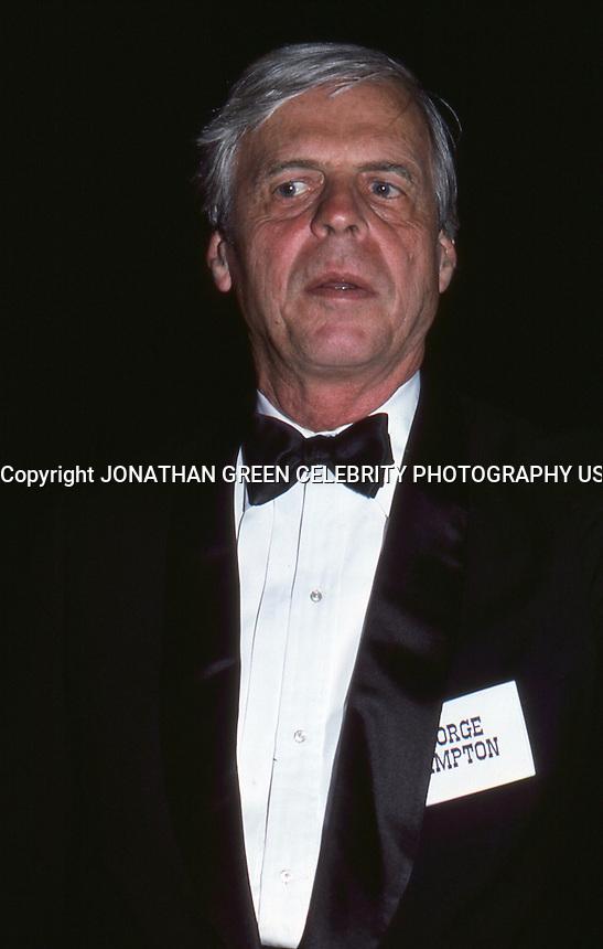George Plimpton 1987 by Jonathan Green