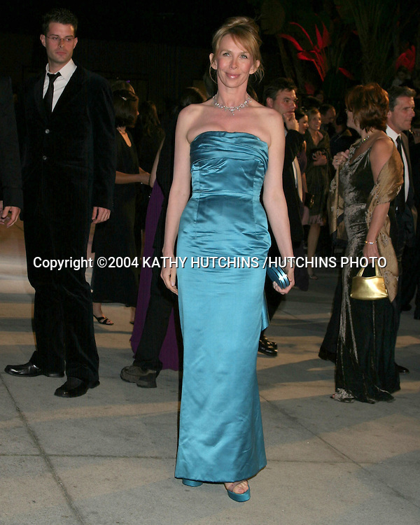 ©2004 KATHY HUTCHINS /HUTCHINS PHOTO.VANITY FAIR OSCAR PARTY.MORTONS RESTAURANT.WEST HOLLYWOOD, CA .FEBRUARY 29, 2004 ..TRUDIE SKYLER