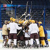 - The University of Minnesota Golden Gophers practiced on Wednesday, April 4, 2012, during the 2012 Frozen Four at the Tampa Bay Times Forum in Tampa, Florida.