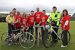 Charity Cycle Donegal to Cork 2012