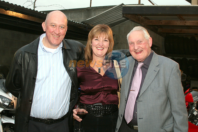 Austin Denneny, Ann Judge and James Kennedy at Kennedys 60th Anniversary...Photo NEWSFILE/Jenny Matthews.(Photo credit should read Jenny Matthews/NEWSFILE)....This Picture has been sent you under the condtions enclosed by:.Newsfile Ltd..The Studio,.Millmount Abbey,.Drogheda,.Co Meath..Ireland..Tel: +353(0)41-9871240.Fax: +353(0)41-9871260.GSM: +353(0)86-2500958.email: pictures@newsfile.ie.www.newsfile.ie.FTP: 193.120.102.198.