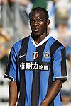 Inter Milan's David Suazo
