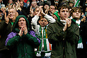 26/11/2005         Copyright Pic : James Stewart.File Name : sct_jspa12 celtic v dunfermline.FANS, YOUNG AND OLD, JOIN IN THE APPLAUSE FOR GEORGE BEST......Payments to :.James Stewart Photo Agency 19 Carronlea Drive, Falkirk. FK2 8DN      Vat Reg No. 607 6932 25.Office     : +44 (0)1324 570906     .Mobile   : +44 (0)7721 416997.Fax         : +44 (0)1324 570906.E-mail  :  jim@jspa.co.uk.If you require further information then contact Jim Stewart on any of the numbers above.........