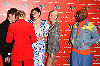 Danny Jones, Jessie J, Emma Willis, Pixie Lott and Will.i.Am<br /> at The Voice Kids 2019 photocall, London<br /> <br /> ©Ash Knotek  D3506  06/06/2019