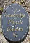 Physic garden Cowbridge. Wales / UK