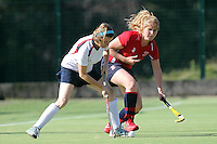 Havering HC Ladies 3rd XI vs Brentwood HC Ladies 3rd XI 29-09-12