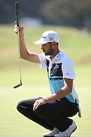 February 20, 2016: Troy Merritt during the third round of the Northern Trust Open, Pacific Palisades,CA. Michael Zito/ESW/CSM
