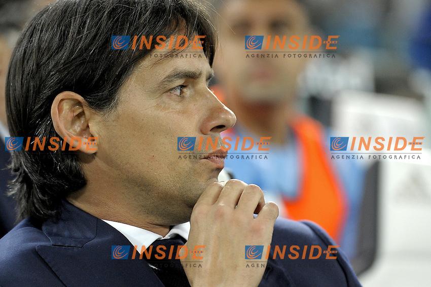 Simone Inzaghi,<br /> Torino 20-04-2016, Juventus Stadium, Football Calcio 2015/2016 Serie A, Juventus - Lazio, Foto Filippo Alfero/Insidefoto