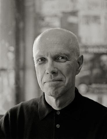 Ron Padgett, 2008.  Poet.