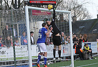 Queen of the South v Falkirk 040317