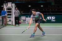 Rotterdam, Netherlands, 10 februari, 2019, Ahoy, Tennis, ABNAMROWTT, Photo: Henk Koster/tennisimages.com