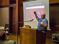 Gabe Brown, Regenerative farmer from North Dakota presentation at Eco-Farm Conference 2018