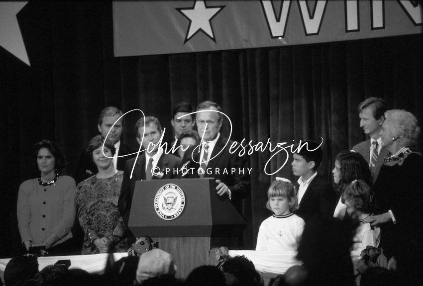 George Bush Family