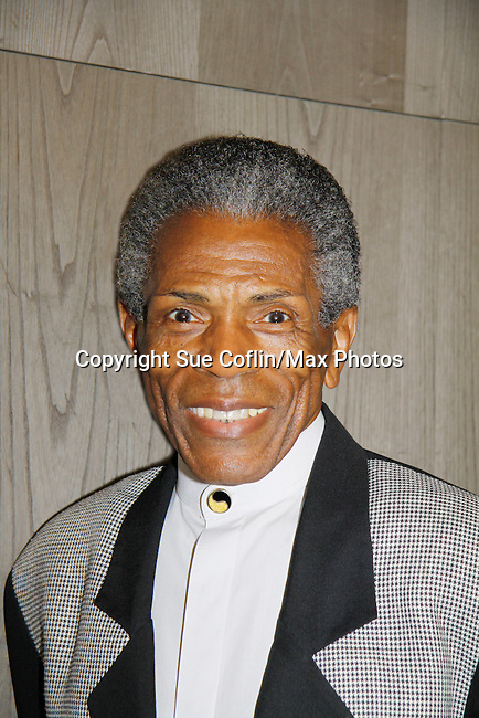 "Andre De Shields ""Marshall Lincoln Kramer III"" on Another World entertains at The National Black Theatre Festival with a week of plays, workshops and much more with an opening night gala of dinner, awards presentation followed by Black Stars of the Great White Way followed by a celebrity reception. It is an International Celebration and Reunion of Spirit. (Photo by Sue Coflin/Max Photos)"